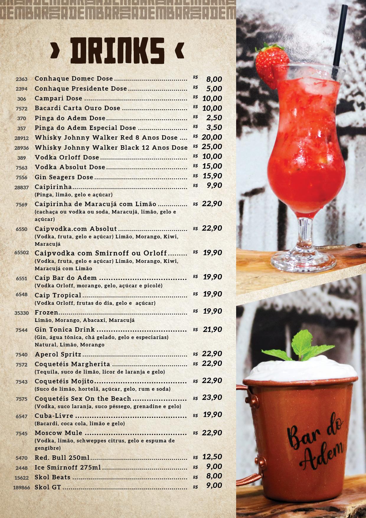 cardapio_a4_bebidas_bar_do_adem_v22 Cardápio de bebidas - Bar do Adem
